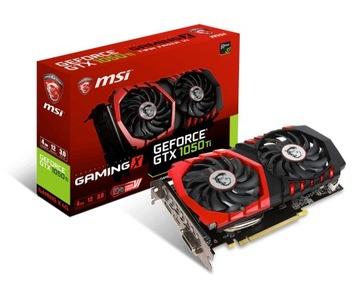 Видеокарта GeForce GTX 1050 TI Gaming X 4GB доставка товаров из Польши и Allegro на русском