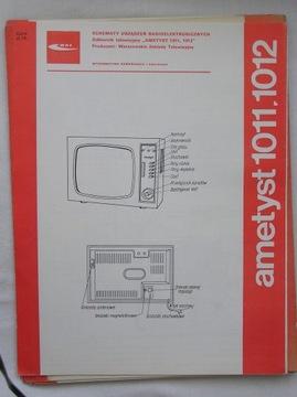 ODBIORNIK TELEWIZYJNY AMETYST 1011 1012 INSTRUKCJA доставка товаров из Польши и Allegro на русском