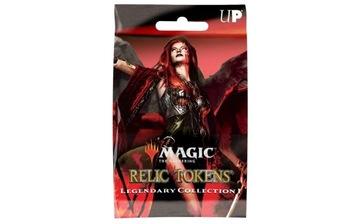 Ultra Pro MTG - Legendary Collection 1Relic Tokens доставка товаров из Польши и Allegro на русском