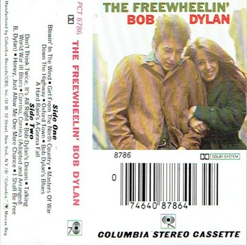 Bob Dylan The Freewheelin' /USA /MC доставка товаров из Польши и Allegro на русском