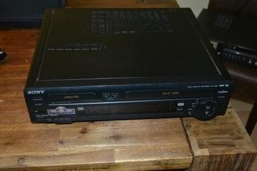 Sony SLV-T2000 Combi VHS & Hi8 Magnetowid доставка товаров из Польши и Allegro на русском