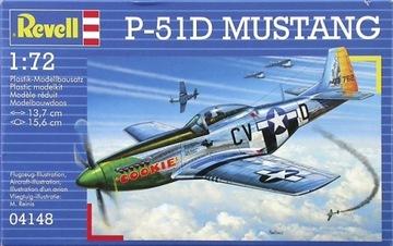 REVELL P-51D Mustang доставка товаров из Польши и Allegro на русском