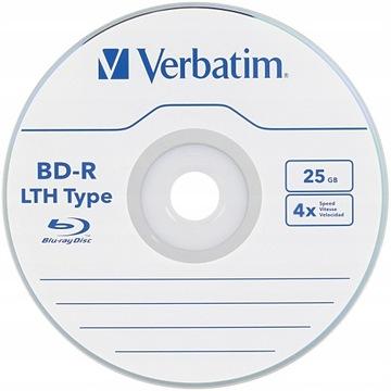 (ДИСКИ VERBATIM BLU-RAY BD-R x4 25GB cake 25 LTH) доставка товаров из Польши и Allegro на русском