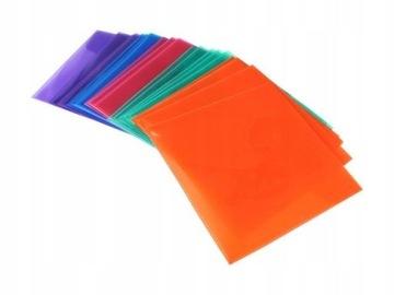 MEMOREX Цветные КРЕПКИЕ Конверты для CD/DVD 50 шт доставка товаров из Польши и Allegro на русском