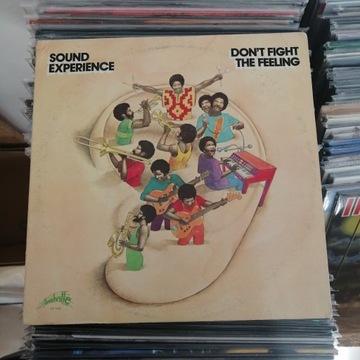SOUND EXPERIENCE - DON'T FIGHT THE FEELING LP доставка товаров из Польши и Allegro на русском