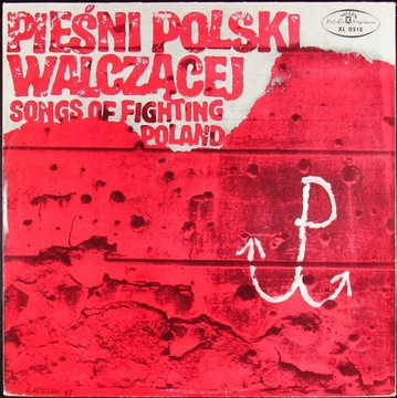 PIEŚNI POLSKI WALCZĄCEJ - (2) - 1967 доставка товаров из Польши и Allegro на русском