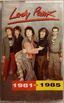Lady Pank - 1981-1985 - kaseta доставка товаров из Польши и Allegro на русском