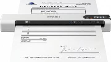 Сканер EPSON WorkForce DS-80W доставка товаров из Польши и Allegro на русском