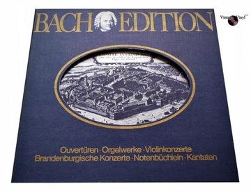 J.S.BACH - Bach Edition 6LP BOX NM доставка товаров из Польши и Allegro на русском
