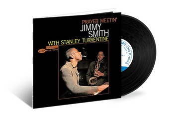 JIMMY SMITH Prayer Meetin' (TONE POET LP) доставка товаров из Польши и Allegro на русском