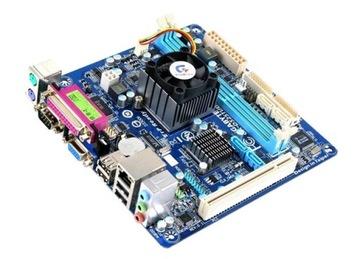 (Материнская плата mITX GA-D525TUD + ПРОЦ Intel) доставка товаров из Польши и Allegro на русском