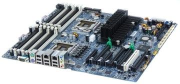 HP 591132-001 DUAL LGA1366 DDR3 PCI-E PCI Z800 доставка товаров из Польши и Allegro на русском