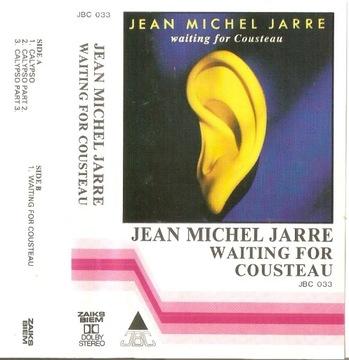 Jean Michel Jarre - Waiting For Cousteau доставка товаров из Польши и Allegro на русском