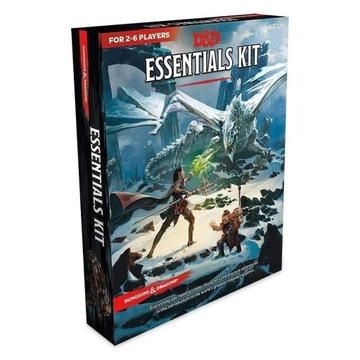 DnD RPG: Essentials Kit [ENG] доставка товаров из Польши и Allegro на русском