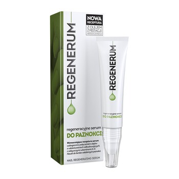 Regenerum regeneracyjne serum do paznokci 5 ml доставка товаров из Польши и Allegro на русском