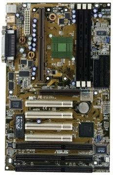 ASUS P2B SLOT 1 МАТЕРИНСКАЯ ПЛАТА ATX EDO / SDRAM, AGP, ISA, PCI доставка товаров из Польши и Allegro на русском