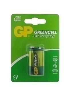 Батарейка GP GREENCELL 6F22 9В цинка-chlorkowa доставка товаров из Польши и Allegro на русском