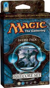 MtG: Magic 2011: Power of Prophecy Intro Pack доставка товаров из Польши и Allegro на русском