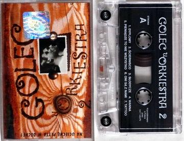 Golec uOrkiestra - 2 (кассета) ОЧ. доставка товаров из Польши и Allegro на русском