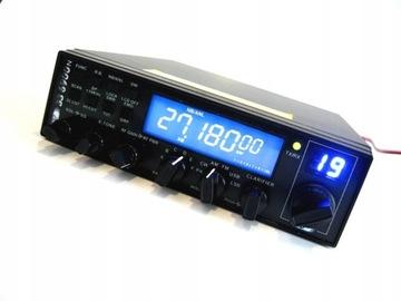 SUPER STAR CRT 6900 CB RADIO 40W jak K-PO DX-5000 доставка товаров из Польши и Allegro на русском