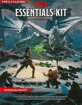 Dungeons & Dragons Essentials Kit Starter 5.0 доставка товаров из Польши и Allegro на русском