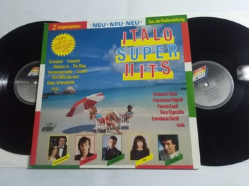 Italo Superhits Mit Hits Von San Remo 2LP 1168  доставка товаров из Польши и Allegro на русском