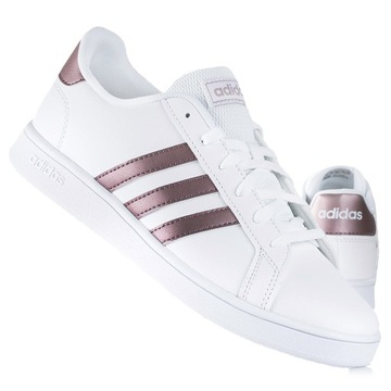 Спортивная обувь, кроссовки Adidas Grand Court K EF0101 доставка товаров из Польши и Allegro на русском