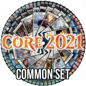 MtG: Core 2021: Common Set 111/111 доставка товаров из Польши и Allegro на русском