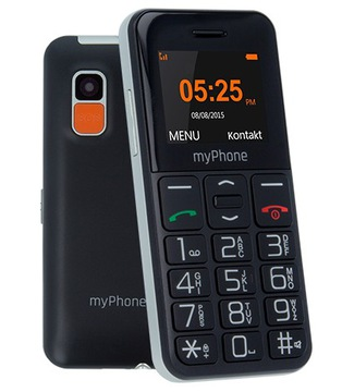 Телефон myPhone Halo Easy ДЛЯ ПЕНСИОНЕРОВ СОУС Menu ru доставка товаров из Польши и Allegro на русском