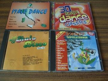 ITALO DISCO ZESTAW 6 CD доставка товаров из Польши и Allegro на русском