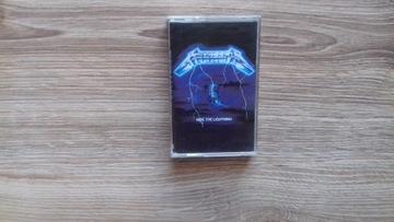 Metallica - Ride The Lightning доставка товаров из Польши и Allegro на русском