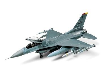 Самолет F-16CJ Fighting Falcon модель Tamiya 61098 доставка товаров из Польши и Allegro на русском