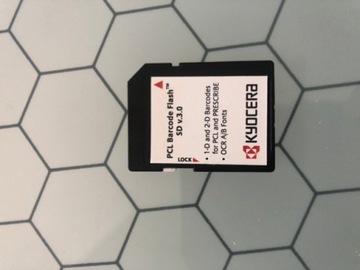 Kyocera PCL Barcode Flash 3.0 ТИП D доставка товаров из Польши и Allegro на русском