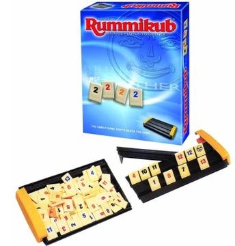 RUMMIKUB 4 graczy ORYGINAŁ GRA PLANSZOWA WORECZEK доставка товаров из Польши и Allegro на русском