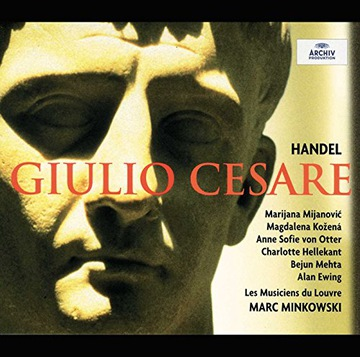 Marc Minkowski Händel - Giulio Cesare / Mijanovic, доставка товаров из Польши и Allegro на русском