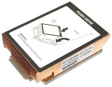 HEATSINK IBM X3550 M4 94Y7603 доставка товаров из Польши и Allegro на русском
