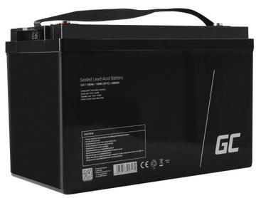 Аккумулятор гелевый необслуживаемый AGM UPS 12V 100Ah доставка товаров из Польши и Allegro на русском