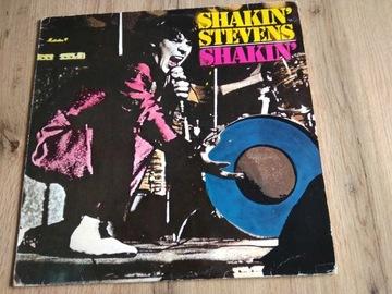 SHAKIN STEVENS Shakin' LP 1981 Strand EX Jedyna доставка товаров из Польши и Allegro на русском