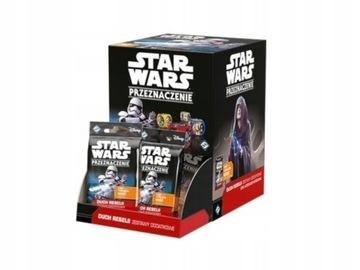 Star Wars Судьба Дух восстания Box 180 карт доставка товаров из Польши и Allegro на русском