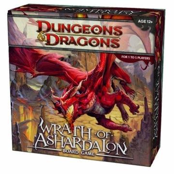 Gra Dungeons and Dragons Wrath of Ashardalon ENG доставка товаров из Польши и Allegro на русском
