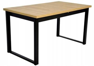 Кухня Деревянный стол ЛОФТ 80x140/180 см выбор доставка товаров из Польши и Allegro на русском