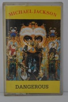 Майкл Джексон - Dangerous доставка товаров из Польши и Allegro на русском