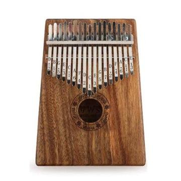 Деревянная Калимба Портативный фортепиано 17 клавиш доставка товаров из Польши и Allegro на русском