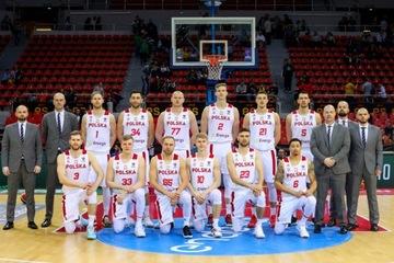 Сборная Польши по баскетболу - мяч  доставка товаров из Польши и Allegro на русском