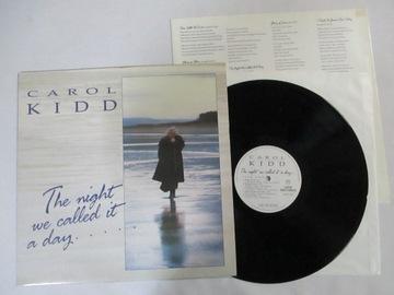Carol Kidd The Night We Called It A Day J83 доставка товаров из Польши и Allegro на русском