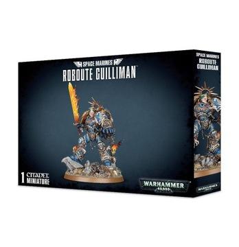 Roboute Guilliman | Space Marines | Warhammer 40k доставка товаров из Польши и Allegro на русском