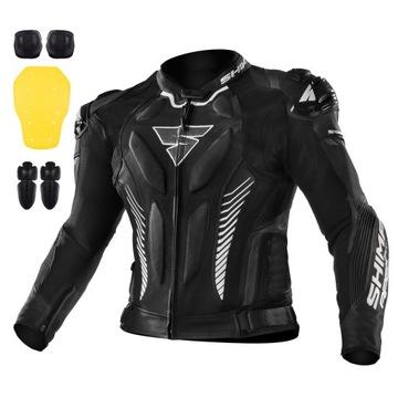 SHIMA APEX ST Кожаная Куртка специальная одежда для мотоциклистов +ХАЛЯВА доставка товаров из Польши и Allegro на русском