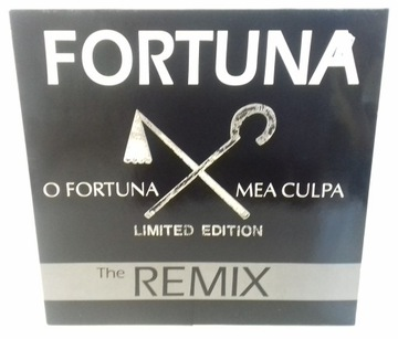Fortuna Feat. Satenig O Fortuna Mea Culpa LP DOSK. доставка товаров из Польши и Allegro на русском