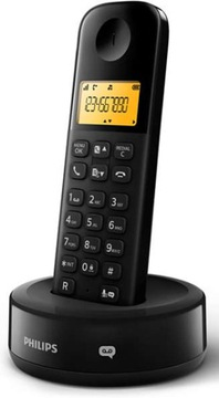 Telefon bezprzewodowy PHILIPS D1651B Czysty dźwięk доставка товаров из Польши и Allegro на русском
