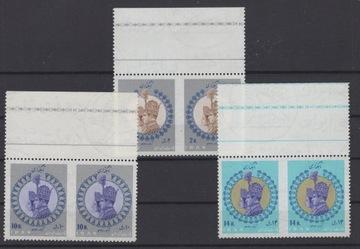ИРАН - 1967 ГОД,Мне. 1365 - 1367 доставка товаров из Польши и Allegro на русском